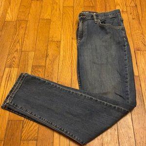 Eddie Bauer boyfriend fit jeans